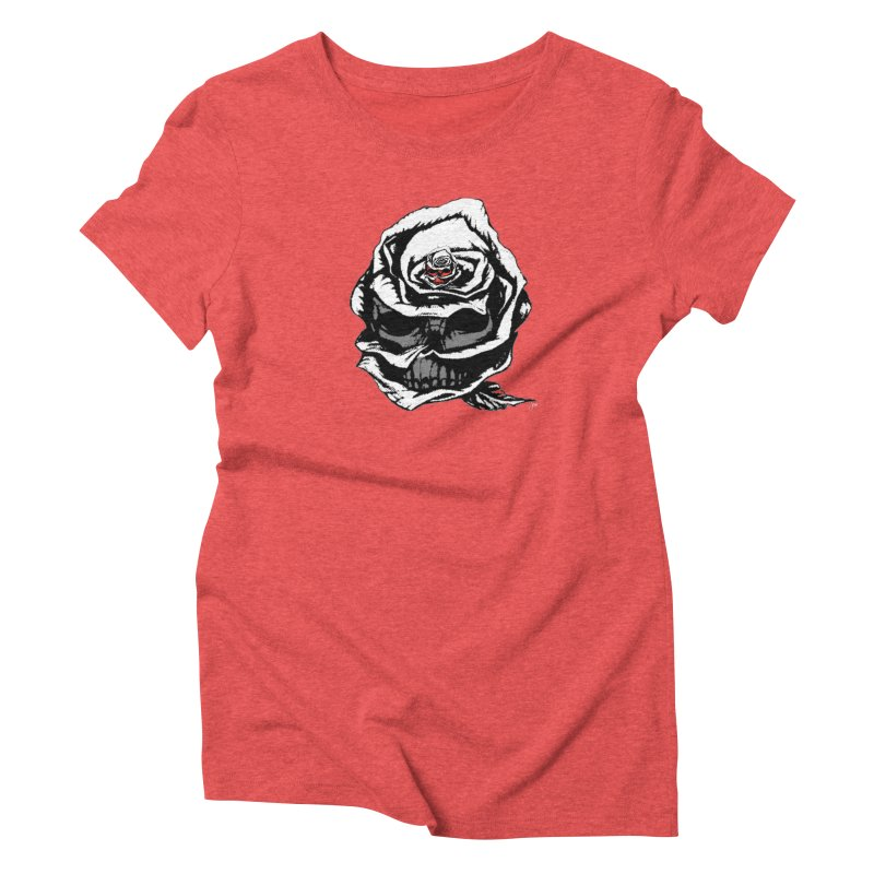 Secret Women's Triblend T-Shirt by joe's shop