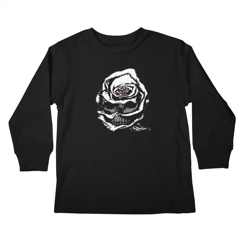 Secret Kids Longsleeve T-Shirt by joe's shop