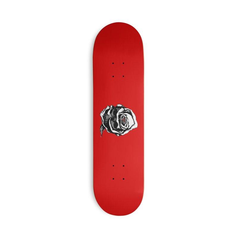 Secret Accessories Deck Only Skateboard by joe's shop
