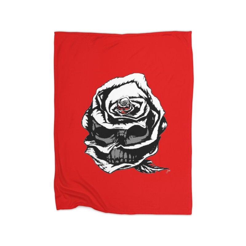 Secret Home Fleece Blanket Blanket by joe's shop