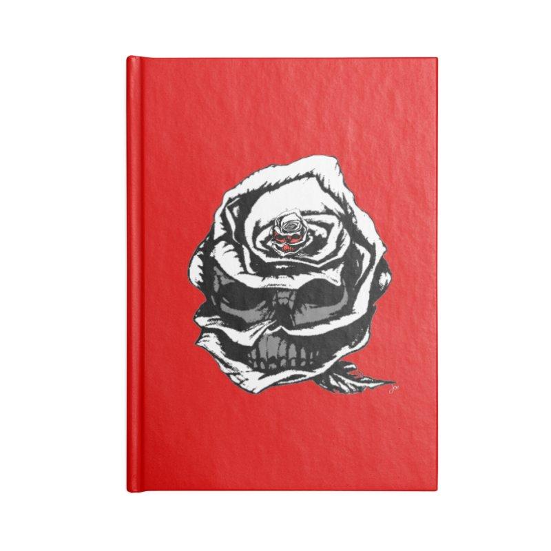 Secret Accessories Blank Journal Notebook by joe's shop