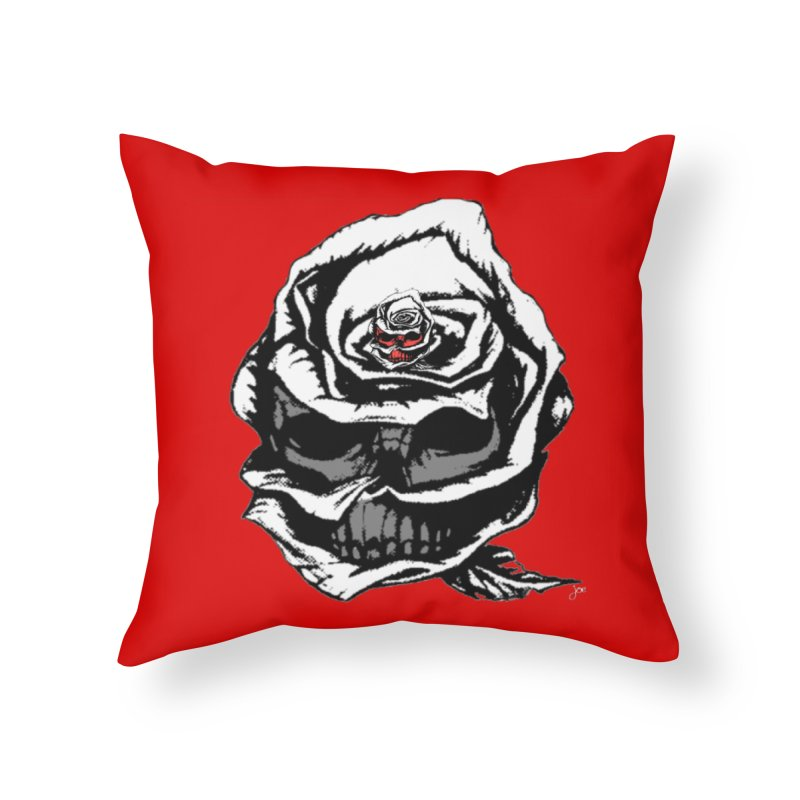Secret Home Throw Pillow by joe's shop