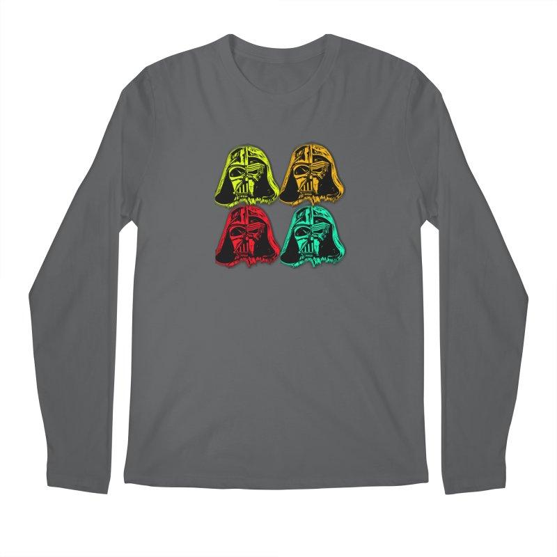 vaderen retro Men's Longsleeve T-Shirt by joe's shop
