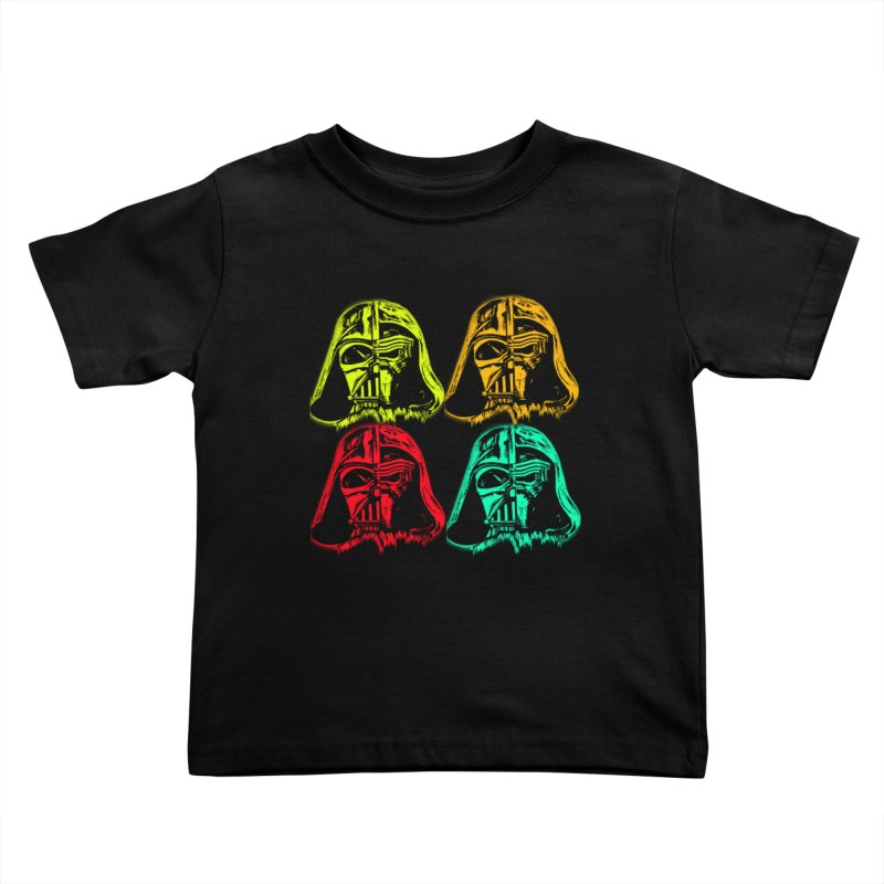 vaderen retro Kids Toddler T-Shirt by joe's shop