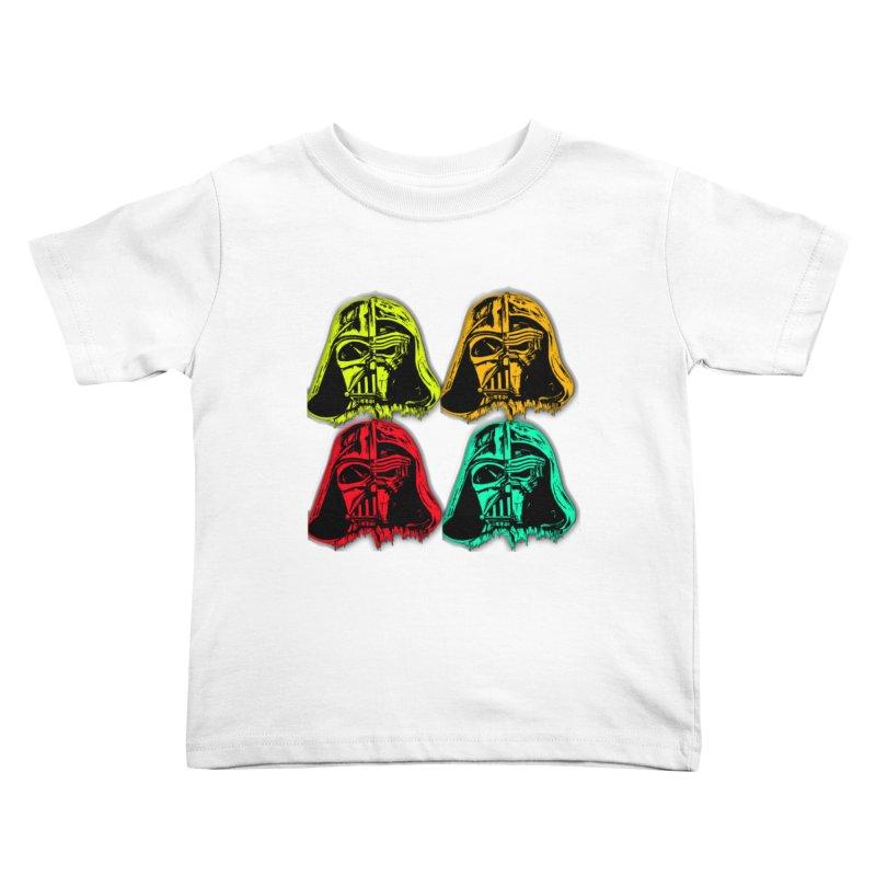 vaderen retro Kids Toddler T-Shirt by joe's shop