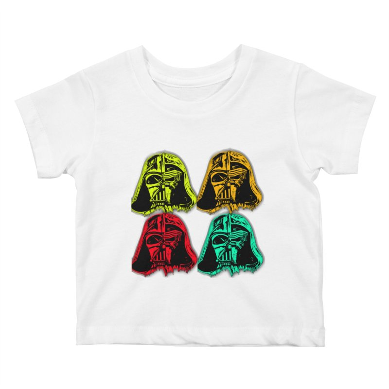 vaderen retro Kids Baby T-Shirt by joe's shop
