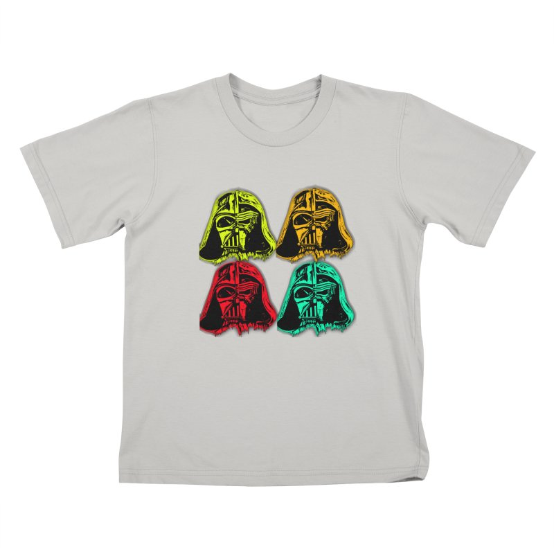 vaderen retro Kids T-Shirt by joe's shop