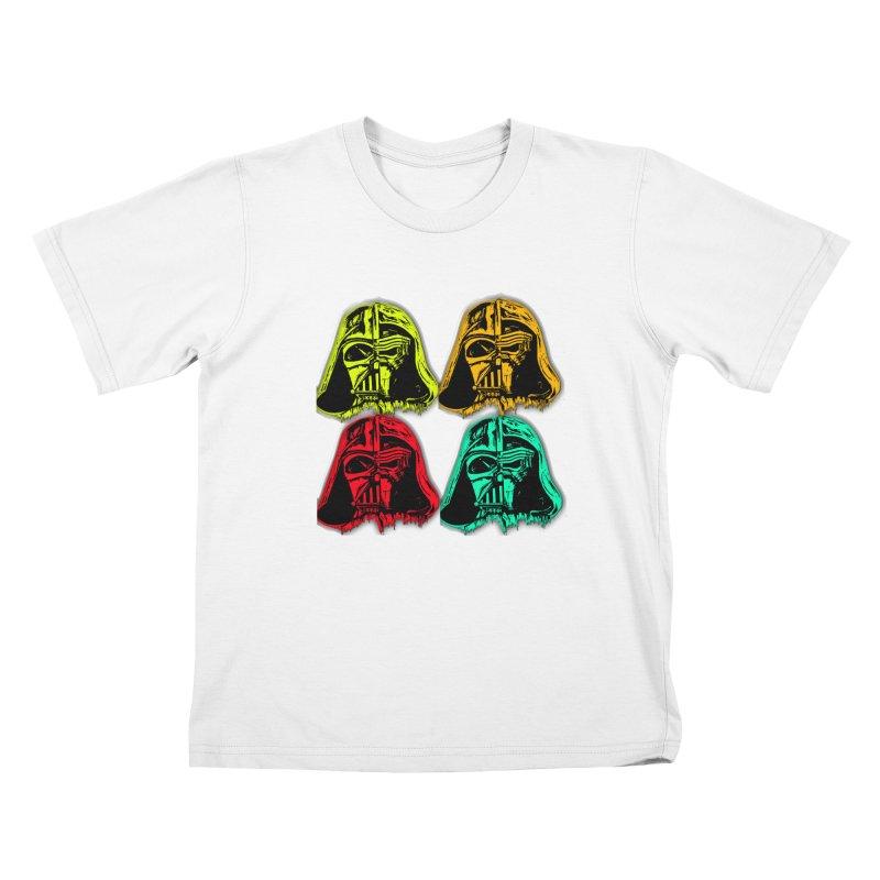vaderen retro Kids T-Shirt by joe's shop