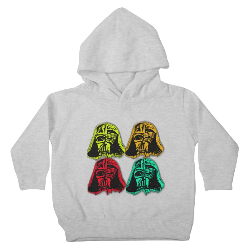 vaderen retro Kids Toddler Pullover Hoody by joe's shop