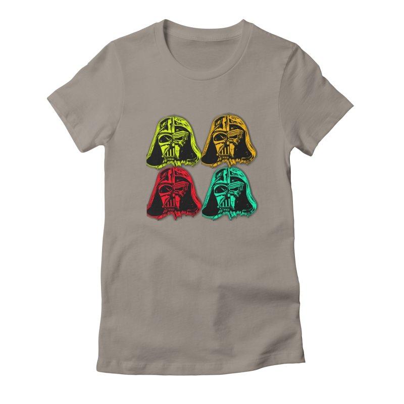 vaderen retro Women's T-Shirt by joe's shop