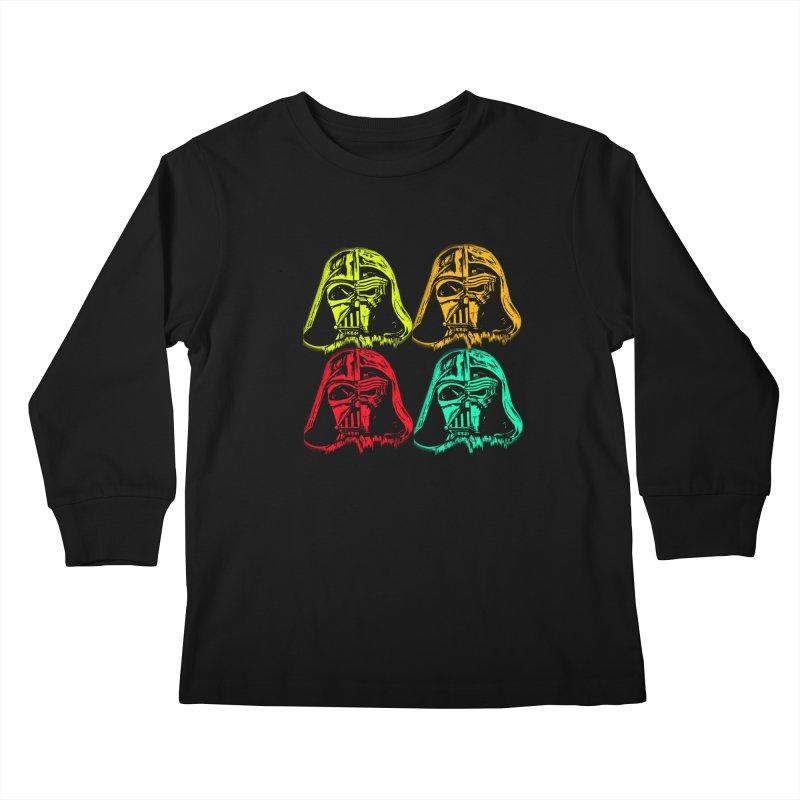 vaderen retro Kids Longsleeve T-Shirt by joe's shop