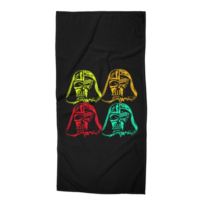 vaderen retro Accessories Beach Towel by joe's shop