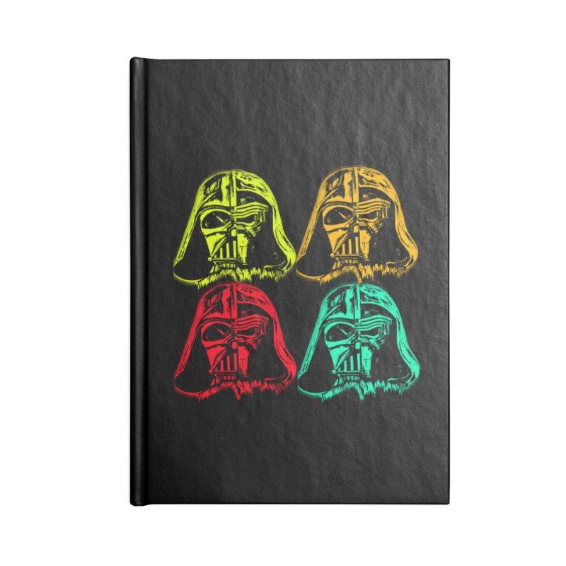 vaderen retro Accessories Blank Journal Notebook by joe's shop