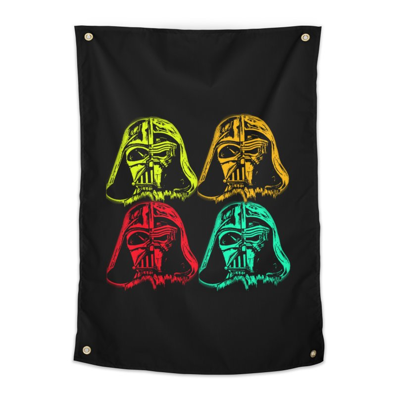 vaderen retro Home Tapestry by joe's shop