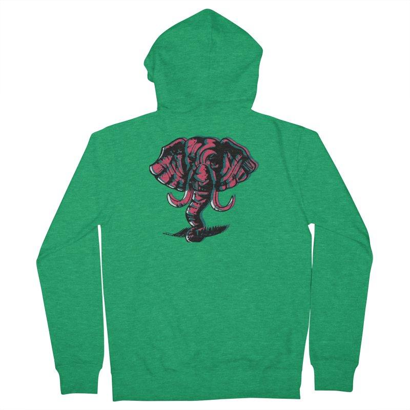 elefanta Men's Zip-Up Hoody by joe's shop