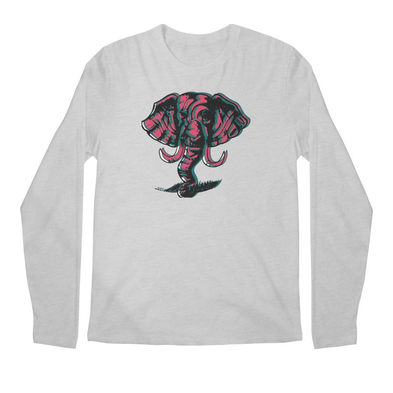 elefanta Men's Regular Longsleeve T-Shirt by joe's shop