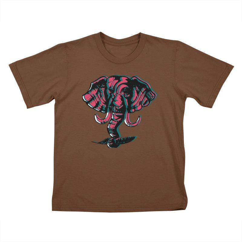 elefanta Kids T-Shirt by joe's shop