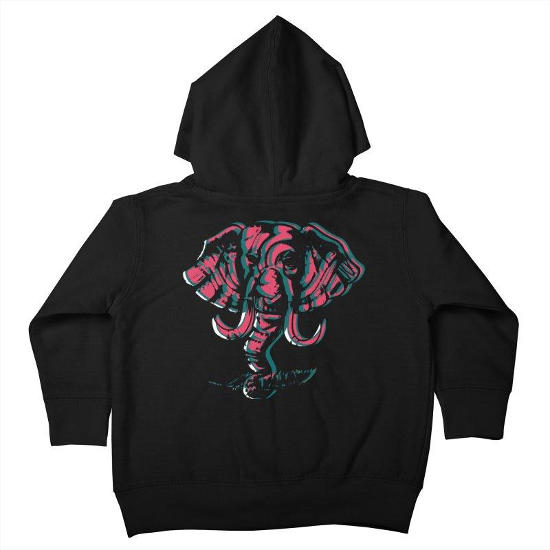 elefanta Kids Toddler Zip-Up Hoody by joe's shop