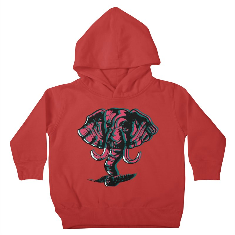 elefanta Kids Toddler Pullover Hoody by joe's shop
