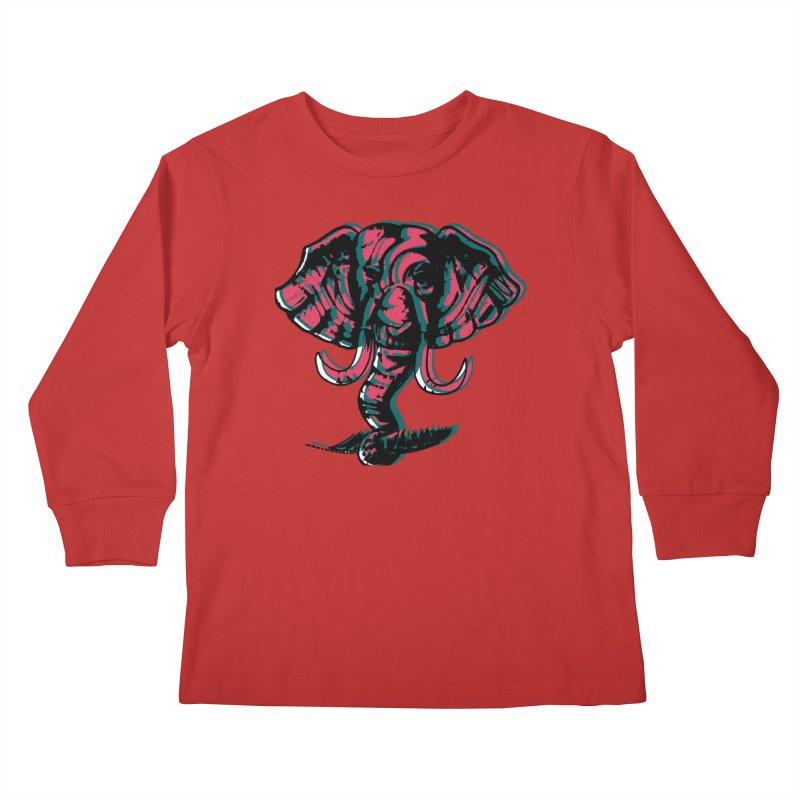 elefanta Kids Longsleeve T-Shirt by joe's shop