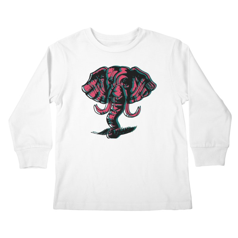 elefanta Kids Longsleeve T-Shirt by joe's shop