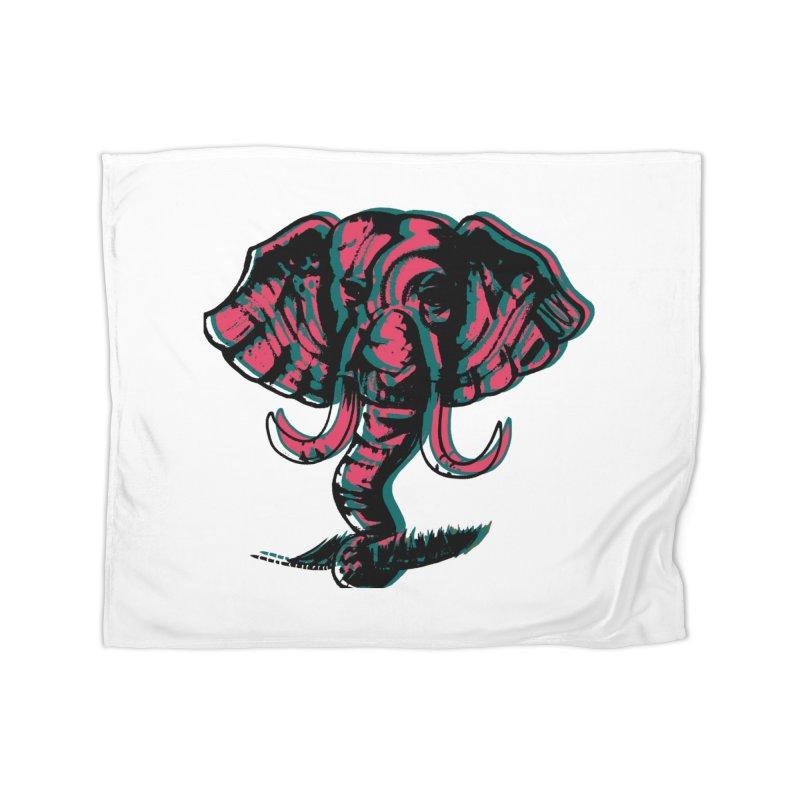 elefanta Home Blanket by joe's shop
