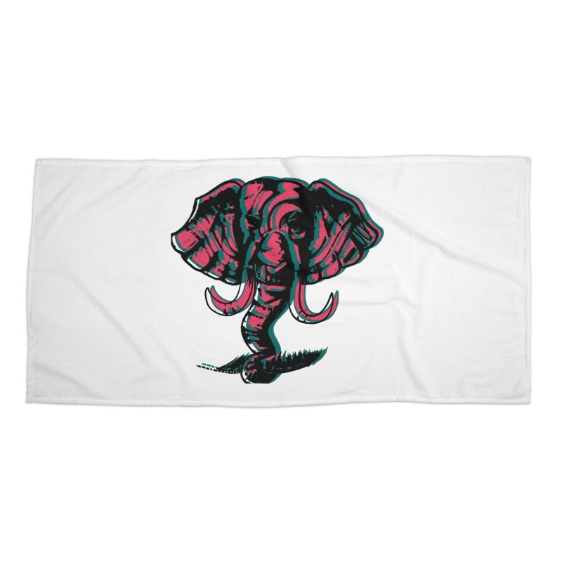 elefanta Accessories Beach Towel by joe's shop