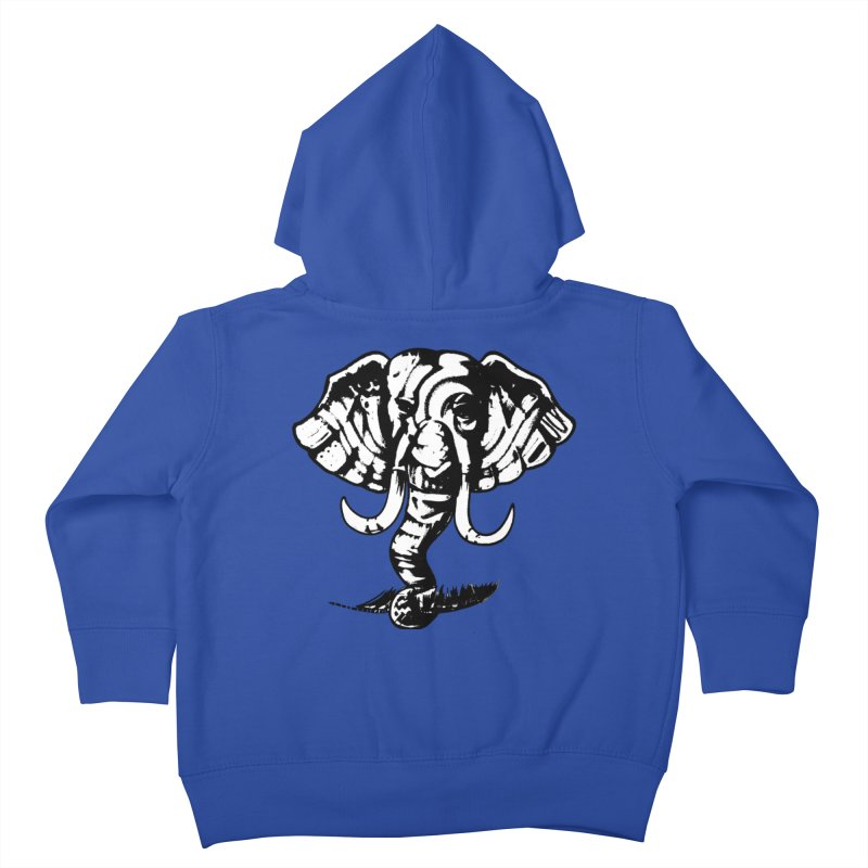 elefante  Kids Toddler Zip-Up Hoody by joe's shop