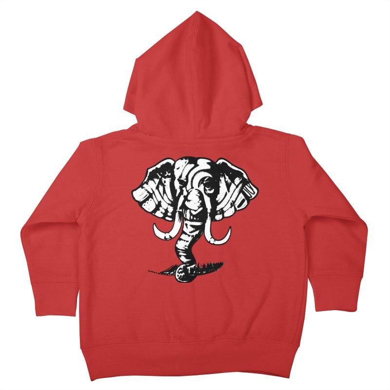 elefante  Kids Toddler Zip-Up Hoody by joe's shop