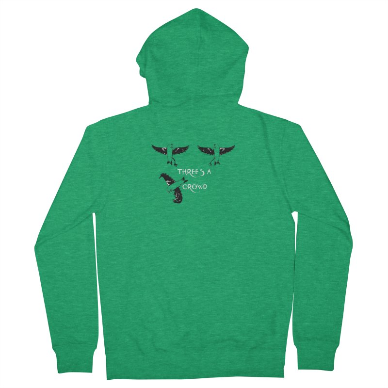 three little birds Men's Zip-Up Hoody by joe's shop