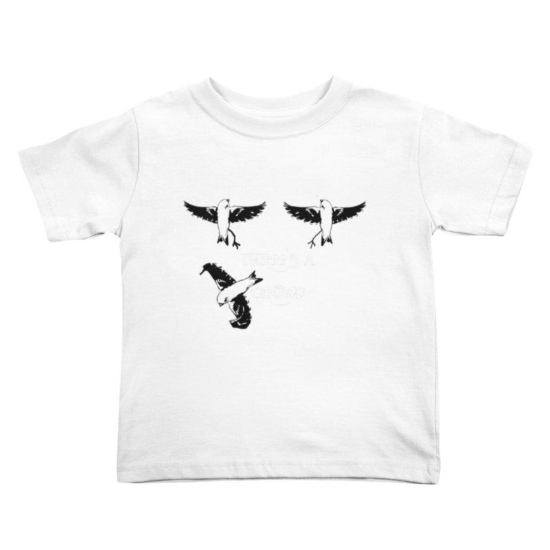 three little birds Kids Toddler T-Shirt by joe's shop