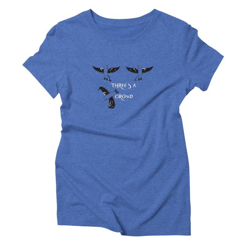 three little birds Women's Triblend T-Shirt by joe's shop