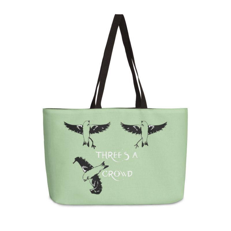 three little birds Accessories Weekender Bag Bag by joe's shop