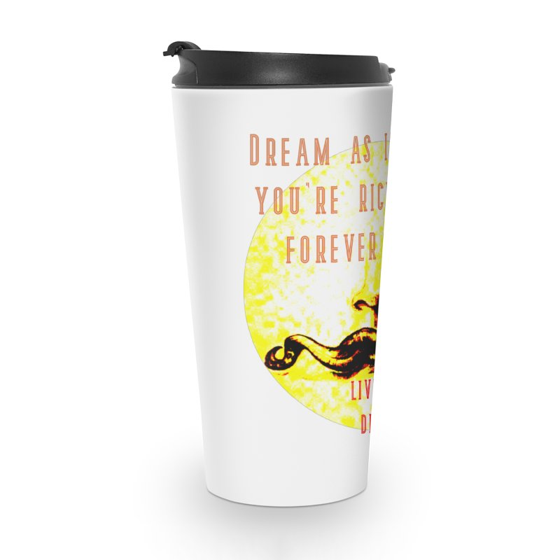 inside Accessories Travel Mug by joe's shop
