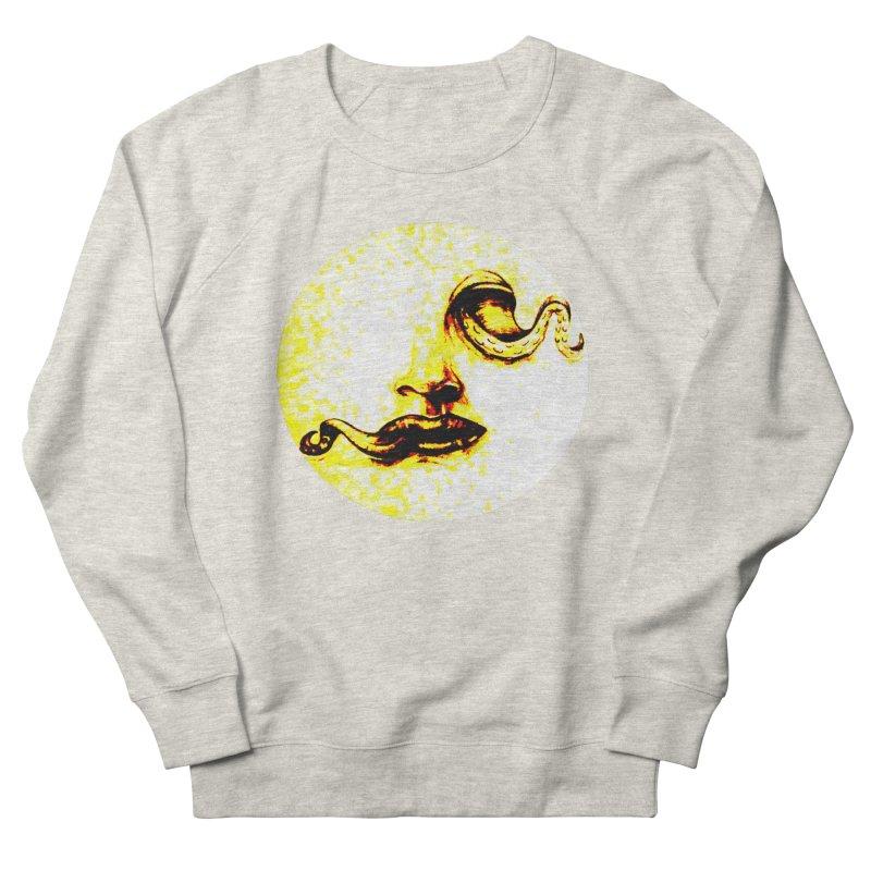 inside Women's French Terry Sweatshirt by joe's shop