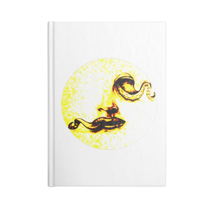 inside Accessories Blank Journal Notebook by joe's shop