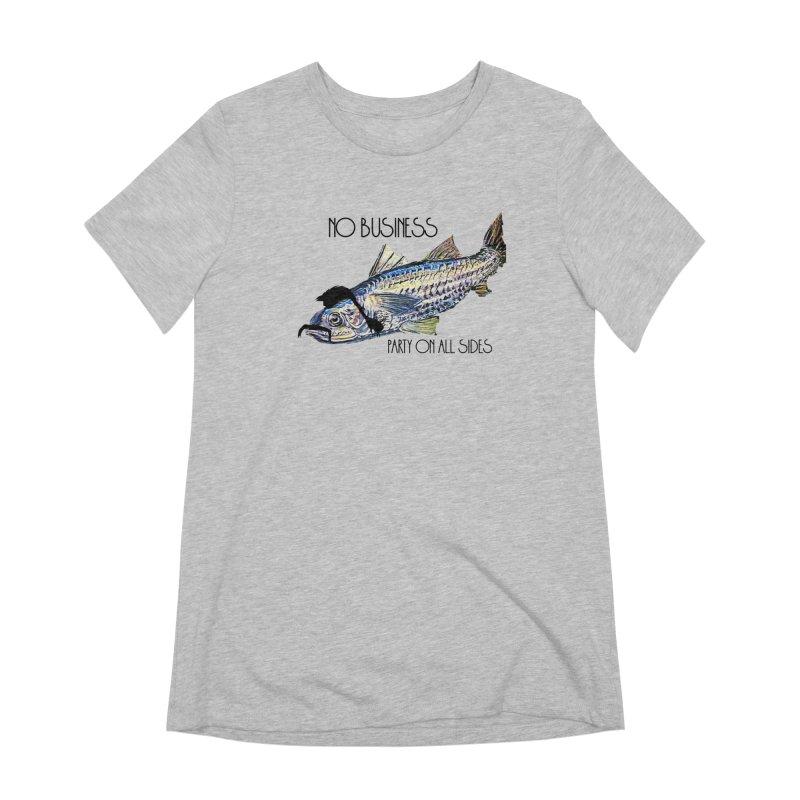 mullet Women's Extra Soft T-Shirt by joe's shop