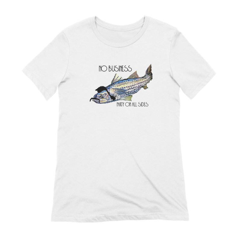 mullet Women's Extra Soft T-Shirt by joe's shop