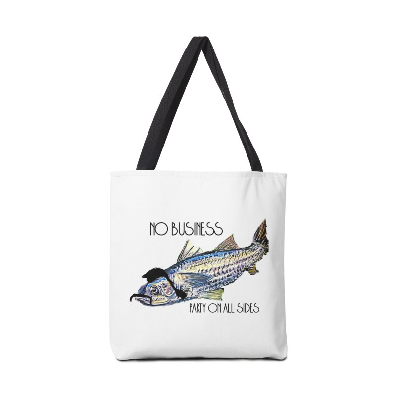 mullet Accessories Tote Bag Bag by joe's shop