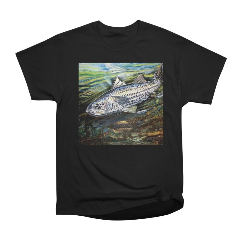 mullet is a fish Men's Classic T-Shirt by joe's shop
