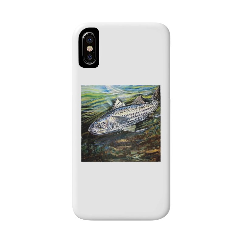 mullet is a fish Accessories Phone Case by joe's shop