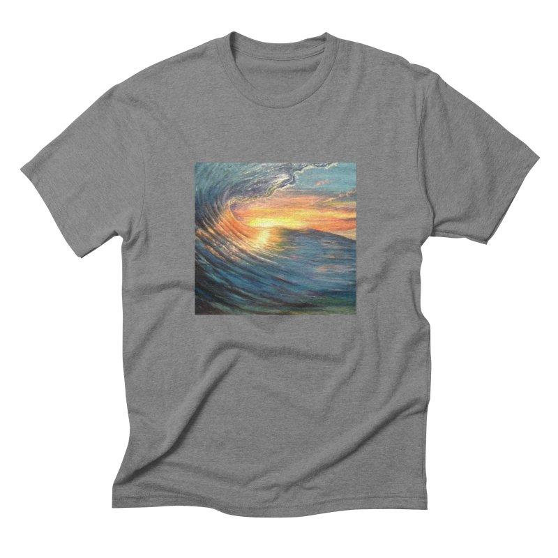 views Men's Triblend T-Shirt by joe's shop