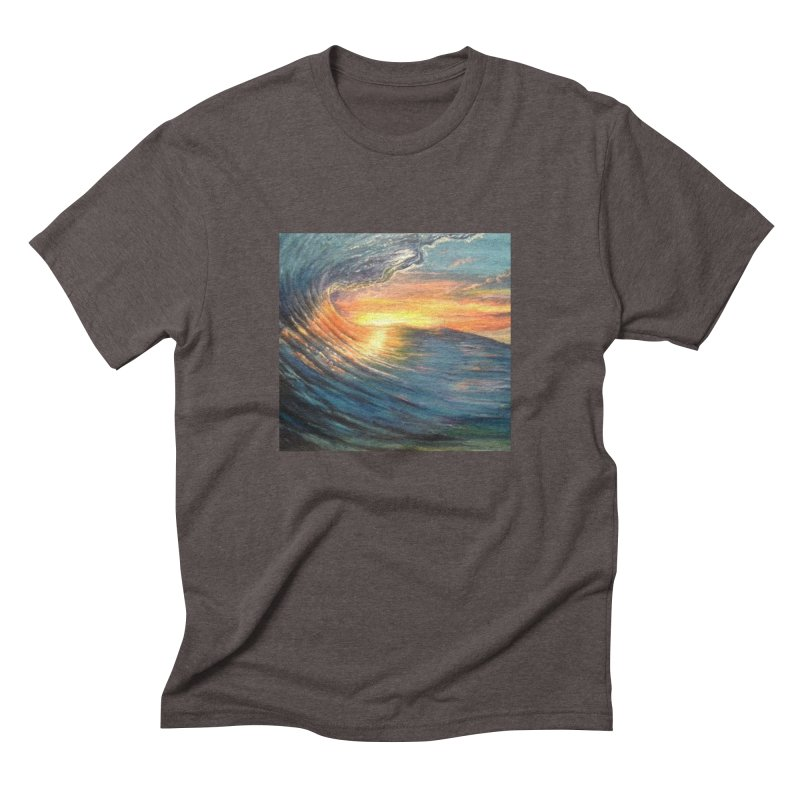 views Men's Triblend T-Shirt by joe's shop