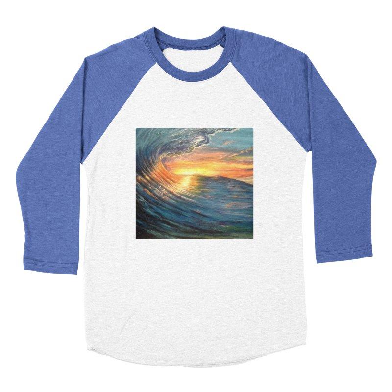 views Women's Baseball Triblend Longsleeve T-Shirt by joe's shop