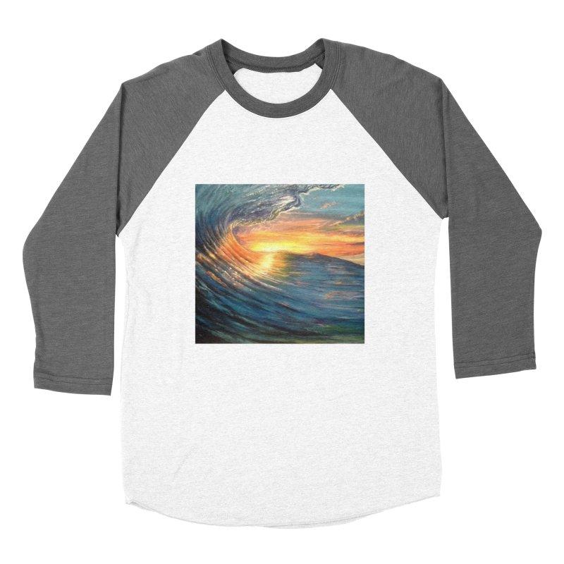 views Women's Baseball Triblend T-Shirt by joe's shop