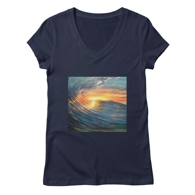 views Women's Regular V-Neck by joe's shop