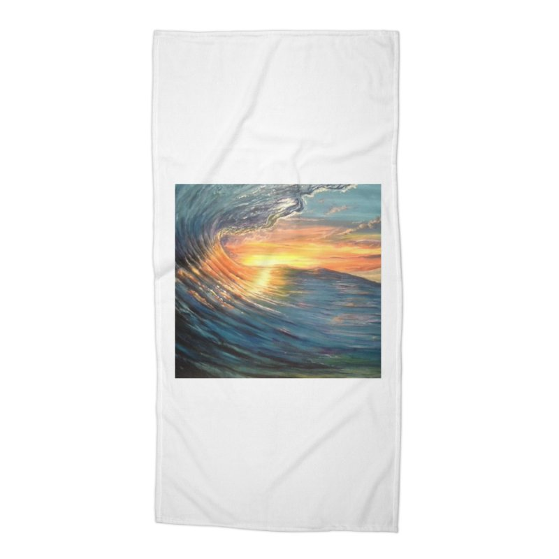 views Accessories Beach Towel by joe's shop
