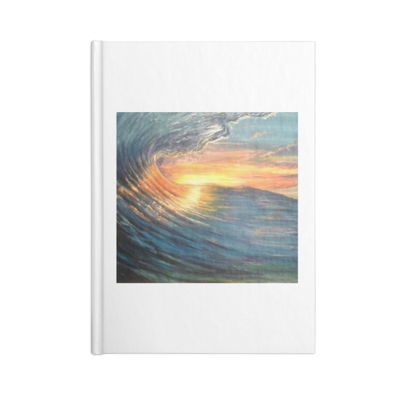 views Accessories Lined Journal Notebook by joe's shop