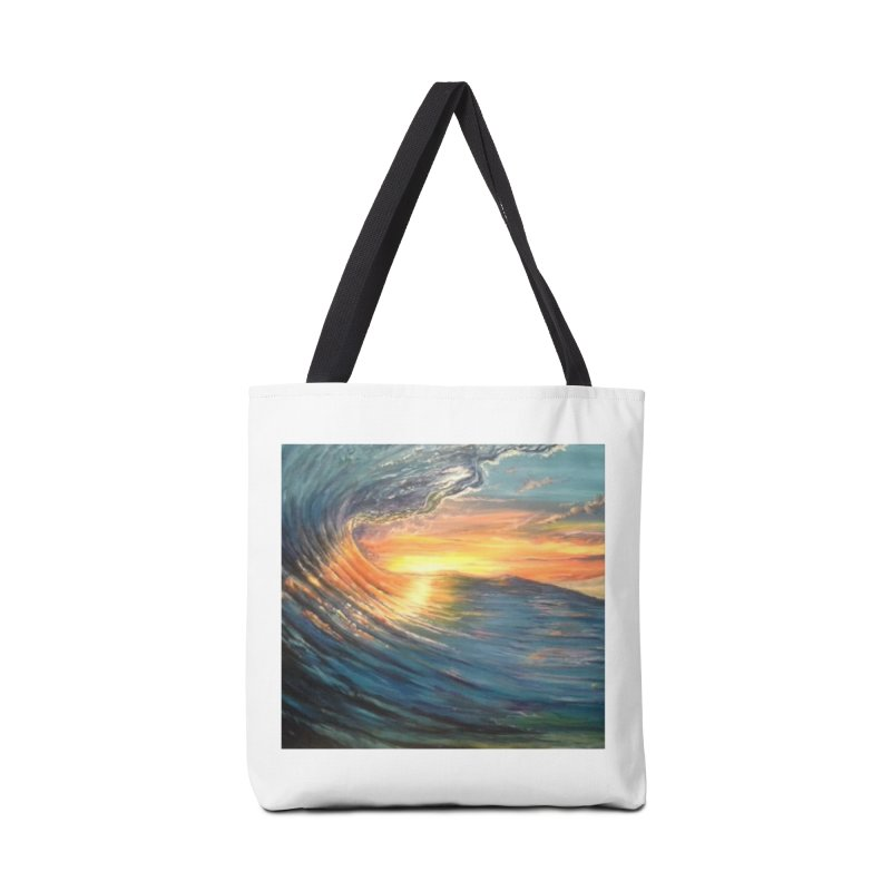 views Accessories Tote Bag Bag by joe's shop