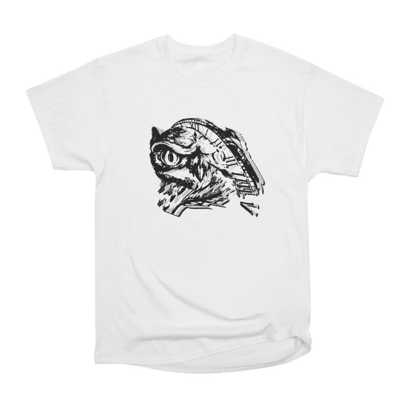 night owl Women's Heavyweight Unisex T-Shirt by joe's shop